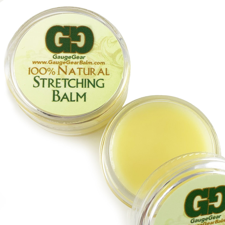 Gauge Gear Premium Ear Stretching Balm