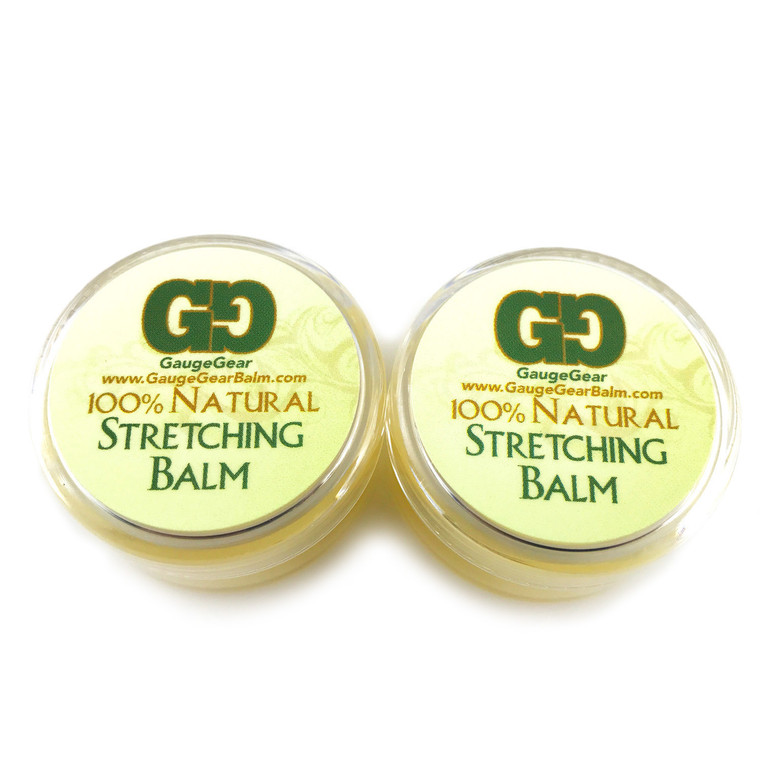Gauge Gear Stretching Balm Twin Pack