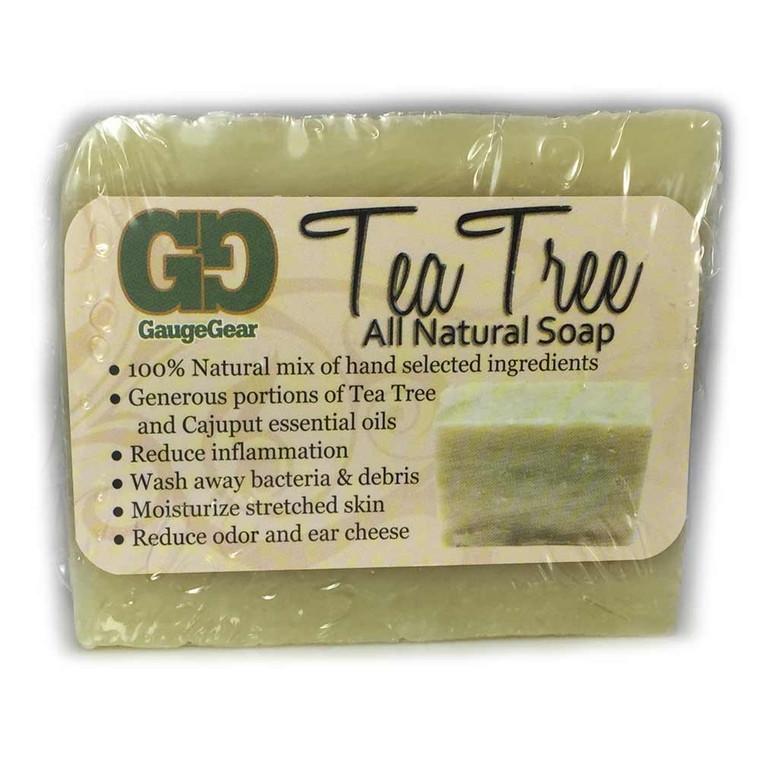 Gauge Gear Tea Tree All Natural Soap
