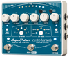 EHX Super Pulsar Stereo Tap Tremolo | Electro-Harmonix Effects Pedal - Northeast Music Center Inc.