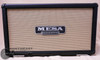 Mesa Boogie 2X12 Recto Horizontal Cabinet in Black with Tan Jute (0.212R.V01.G03.P01.H01.C01.V30)