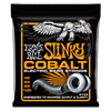 Ernie Ball Hybrid Slinky Cobalt Bass Strings (P02733) | Northeast Music Center inc.