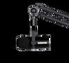 Shure MV7 w/ On Stage Desktop Mic Stand - Black