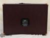 Mesa/Boogie 1x12 Widebody Closed Back Speaker Cabinet - Wine Taurus, Wicker Grille (0.112WC.V26.G07.P03.H01.C02.C90+)   Northeast Music Center Inc.