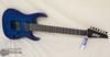 Ibanez GRG7221QA Gio 7-String Electric Guitar - Transparent Blue Burst