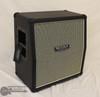 "Mesa/Boogie 1 x 12"" Mini Rectifier Slant Cabinet - Black Taurus, Cream/Black Grille   Northeast Music Center Inc."