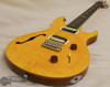 PRS SE Custom 22 Semi-Hollow - Santana Yellow (CU2SHSY)   Northeast Music Center Inc.