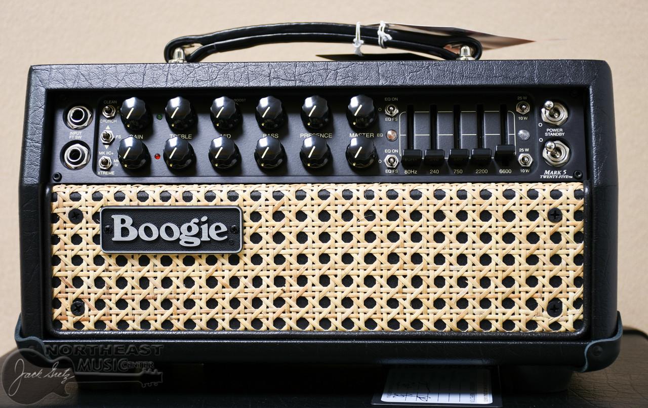 Mesa Boogie Mark 5 : mesa boogie mark v 25 head in black with wicker northeast music center ~ Russianpoet.info Haus und Dekorationen