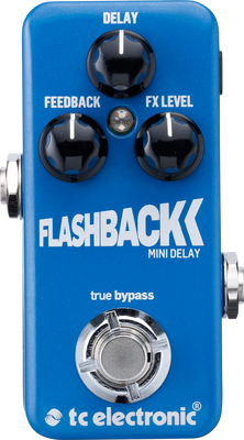 TC Electronic Flashback Mini Delay | Guitar Effects Pedal - Northeast Music Center Inc.