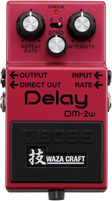 Boss DM-2W Delay Guitar Effects Pedal