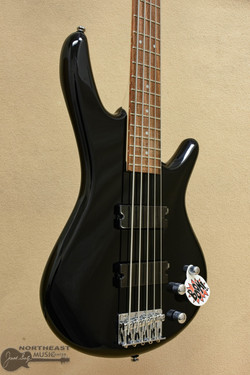 Ibanez GSR205 5-String Bass - Black | Ibanez 5 string Bass Guitars - Northeast Music Center inc.