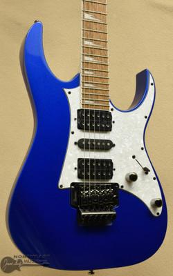 Ibanez RG450DX - Starlight Blue | Northeast Music Center Inc.