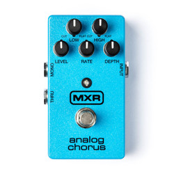 MXR M234 Analog Chorus Guitar Effects Pedal