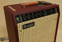 Mesa Boogie Mark V:35 Combo - British Cabernet, Wicker Grill | Mesa Guitar Combo Amplifiers - Northeast Music Center Inc.