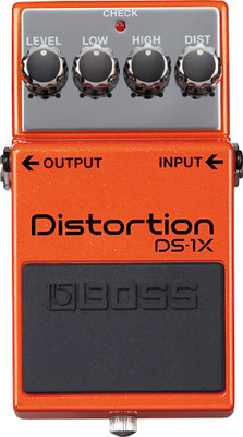 Boss DS-1X Distortion Pedal
