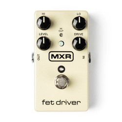 MXR M264 Fet Driver Overdrive | Jim Dunlop Effects Pedal - Northeast Music Center