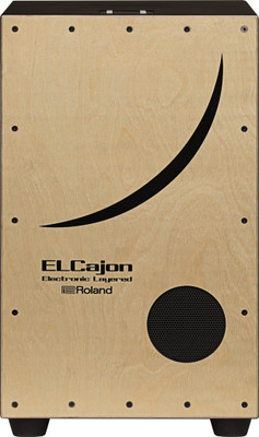 Roland EC-10 Electric Cajon | Northeast Music Center inc.