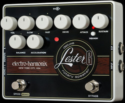 IMAGE - Electro-Harmonix LESTER-G Deluxe Rotary Speaker Effects Pedal at the Northeast Music Center Inc.
