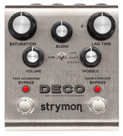 Strymon Deco Tape Saturation/ Doubletracker