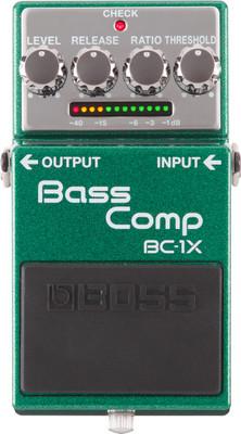 Boss BC-1X Bass Compressor Pedal (BC-1X)