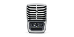 Shure Motiv MV51 Digital Large-Diaphragm Condenser Microphone with USB and Lightning Cables Included