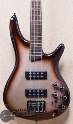 Ibanez SR300E - Charred Champagne Burst | Ibanez Soundgear Bass Guitars - Northeast Music Center Inc.