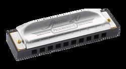 Hohner Special 20 Progressive Harmonica 560PBX in F