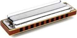 Hohner Marine Band m1896BX in Key of A
