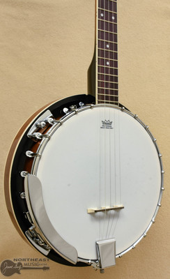 Ibanez B-50 5-String Banjo in Natural | Northeast Music Center Inc.