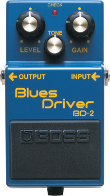 Boss Blues Driver BD-2 Pedal