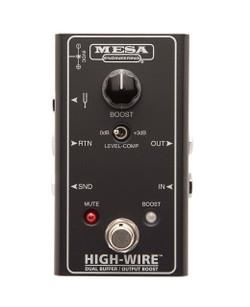 Mesa Boogie High-Wire Dual Buffer & Output Boost