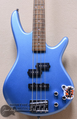 Ibanez GSR200 - Soda Blue | Gio Soundgear Bass Guitar - Northeast Music Center inc.