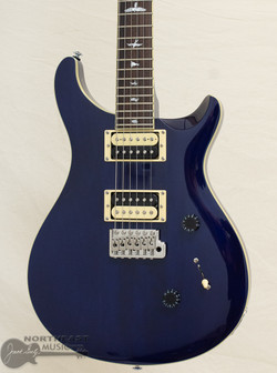 PRS SE Standard 24 - Translucent Blue | Paul Reed Smith Guitars - Northeast Music Center inc.
