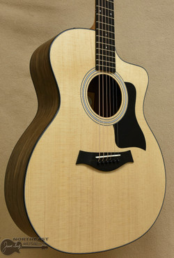 Taylor 114ce Grand Auditorium Acoustic Electric Guitar  | Northeast Music Center inc.