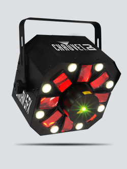 Chauvet DJ SWARM5FX 3-in-1 LED Effect Light  | Stage Lighting - Northeast Music Center Inc.