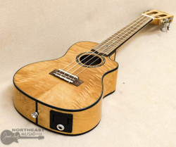 Lanikai Concert Ukulele - Quilted Maple