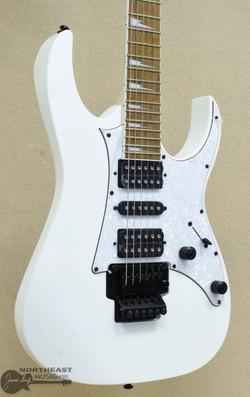 Ibanez RG450DXB - White | Northeast Music Center Inc.