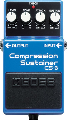 Boss CS-3 Compression Sustainer Pedal (CS-3)