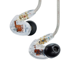 Shure SE425 Sound Isolating Headphones in Clear (SE425-CL)