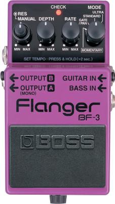 Boss BF-3 Stereo Flanger Pedal (BF-3)