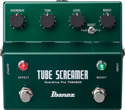 Ibanez Tube Screamer Overdrive Pro (TS808DX)