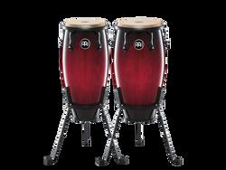 Meinl Headliner® Series Conga Sets in Wine Red Burst (HC512WRB)