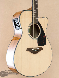Yamaha FSX800C Acoustic Electric Guitar (FSX800C) | Northeast Music Center Inc.