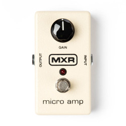MXR M133 Micro Amp | Dunlop Effects Pedals - Northeast Music Center