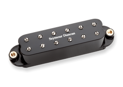 Seymour Duncan JB jr. Strat-sized Humbucker Bridge Pickup in Black (SJBJ-1b)