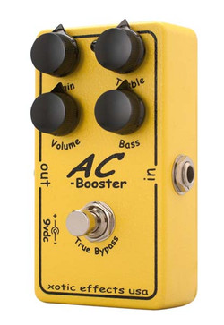 XOTIC EFFECTS AC BOOSTER PEDAL