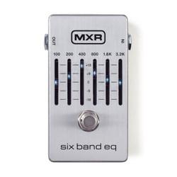 MXR 109S Six Band Equalizer Pedal
