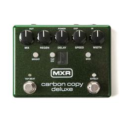 MXR M292 Carbon Copy Deluxe Analog Delay Pedal (M292)