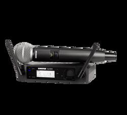 Shure GLX-D24/SM58 Digital Wireless Vocal Microphone System (GLXD24/SM58-Z2)