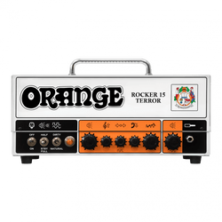 Orange Rocker 15 Terror Tube Amplifier Head (ROCKER15TERROR)